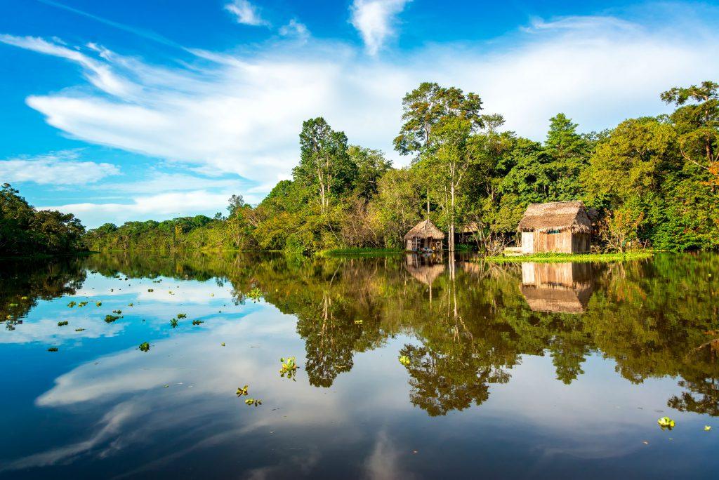 Ecomapuá Amazon REDD Project