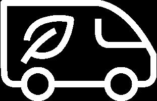 White Van Icon
