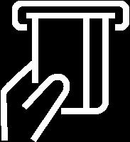 White Card Icon
